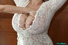 Vivian-Blush-Huge-Tits-in-White-Dress-018