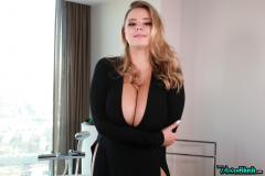 Vivian-Blush-Huge-Tits-Nearly-Fall-Out-her-Dress-008