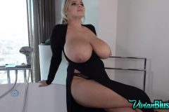 Vivian-Blush-Huge-Tits-Nearly-Fall-Out-her-Dress-012