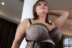 Xenia Wood Huge Boobs in Sexy Bra 008