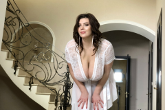 Xenia-Wood-Huge-Tits-in-Lacy-White-Top-013