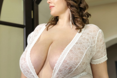 Xenia-Wood-Huge-Tits-in-Lacy-White-Top-016