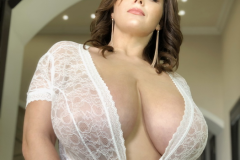 Xenia-Wood-Huge-Tits-in-Lacy-White-Top-019