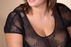 Xenia-Wood-Huge-Ttis-Sexy-Black-Mesh-Shirt-003