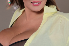 Xenia-Wood-Huge-Ttis-Popping-Out-of-Yellow-Shirt-004