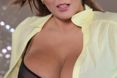 Xenia-Wood-Huge-Ttis-Popping-Out-of-Yellow-Shirt-006