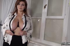 Xenia Wood Massive Boobs Nearly Naked 004