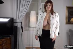 Xenia Wood Massive Boobs Nearly Naked 014
