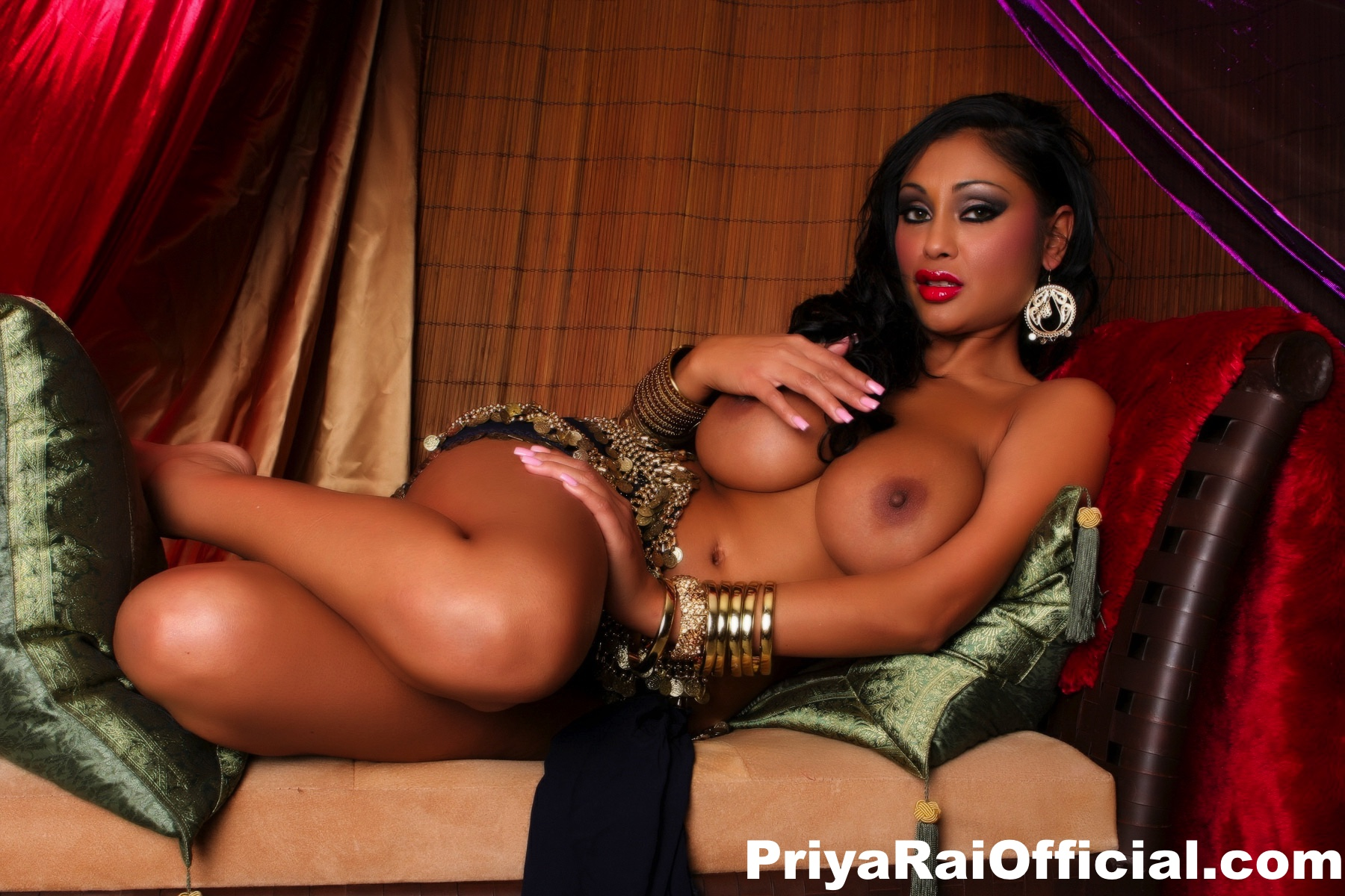 Priya Rai Big Tits Exotic Belly Dancer