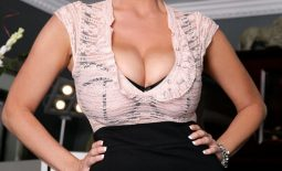 Kelly Madison Huge Tits Boss Lady at the Office