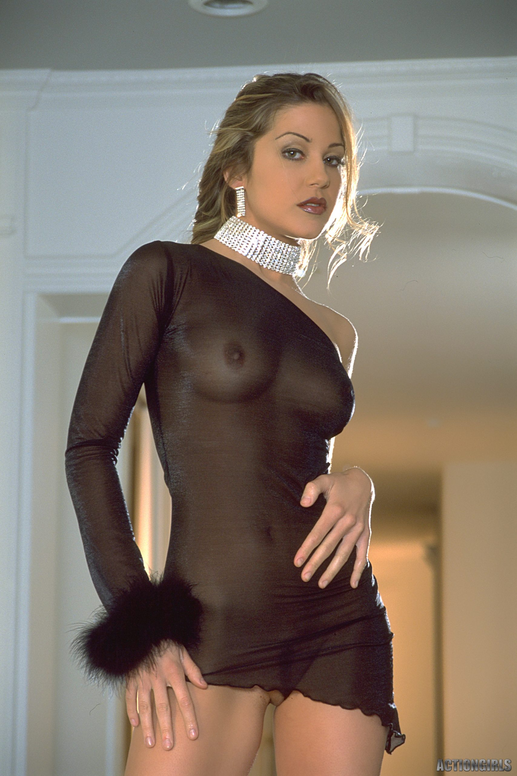 Lexy West Nice Tits Glamour Babe for Actiongirls