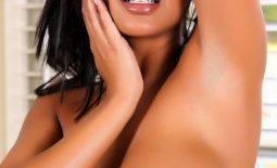 Priya Rai Big Tits and Red Knickers