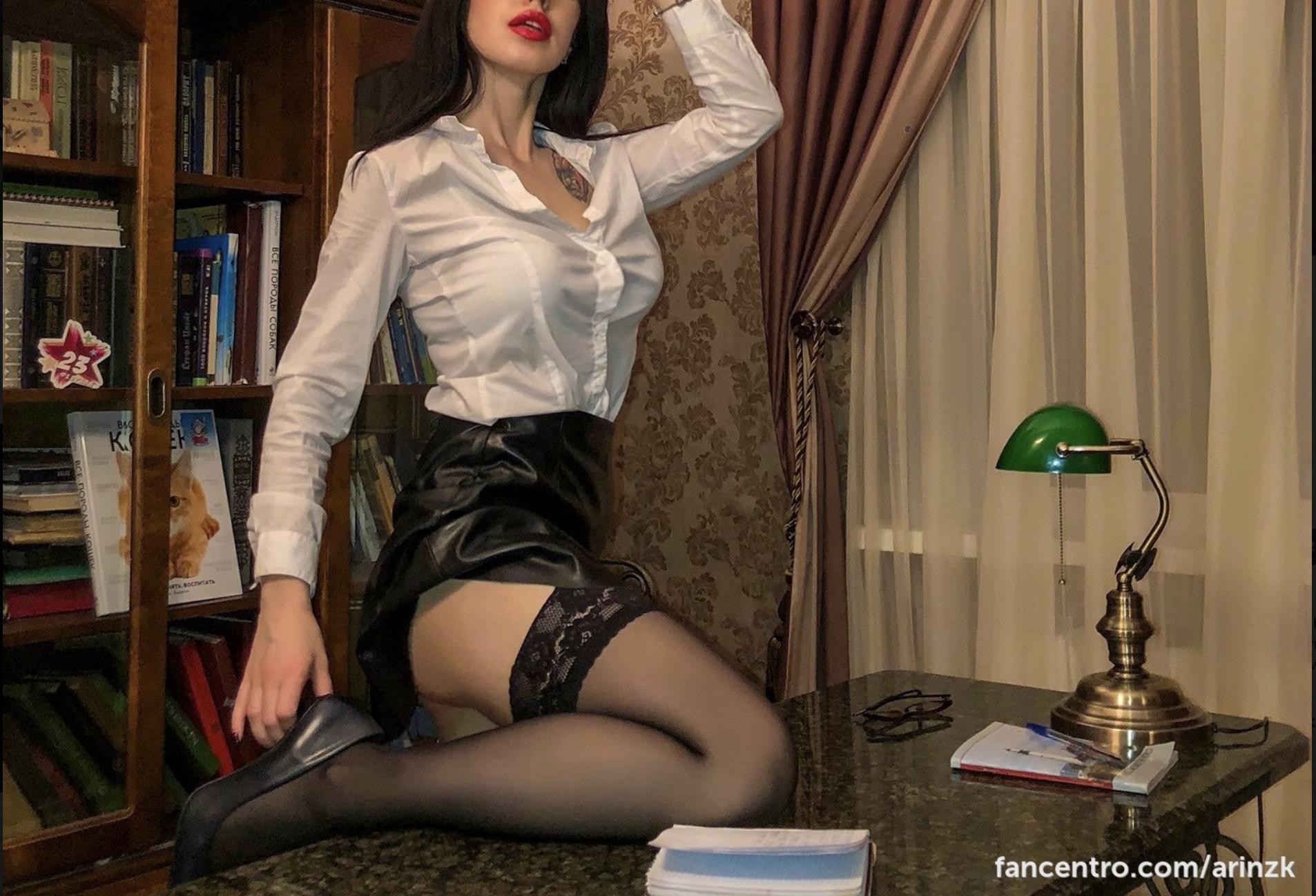 Arinzk Big Tit Queen of Dirty Talk