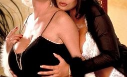 Liinsey Dawn McKenzie and  SaRenna Lee Have Huge Tit Boobfest