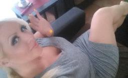 Alura Jenson is Naked Big Tit Selfies