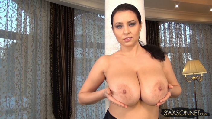 Ewa Sonnet Huge Boobs Variety Pack