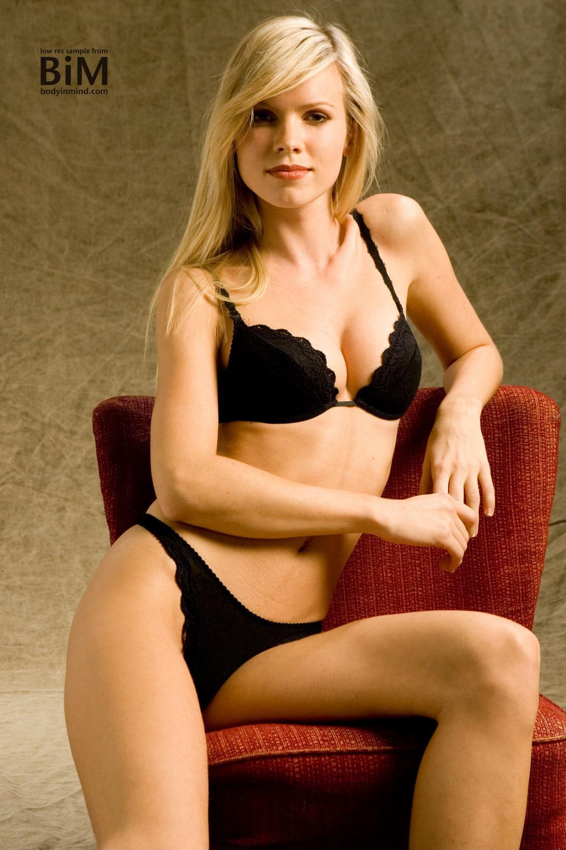 Marketa Belanoha Naked Boobs for Body in Mind